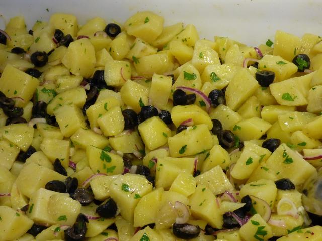 Patate e Olive