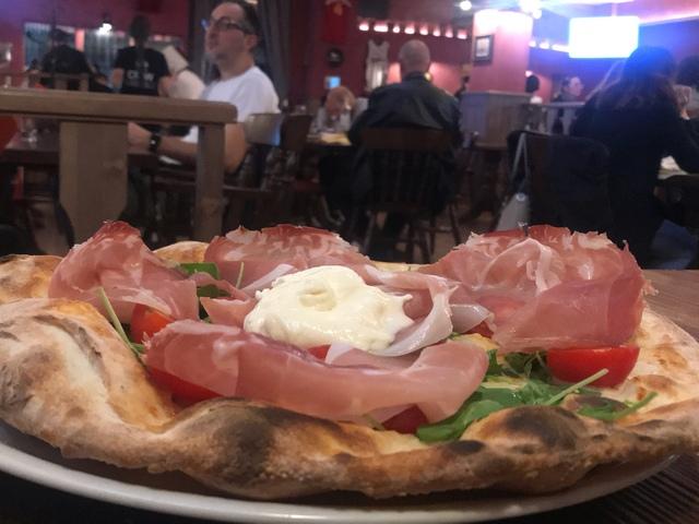 Pizza Stracchino