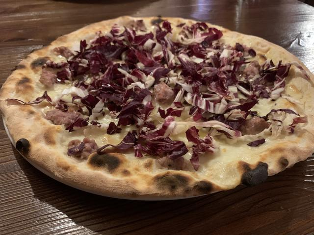 Pizza Trevigiana